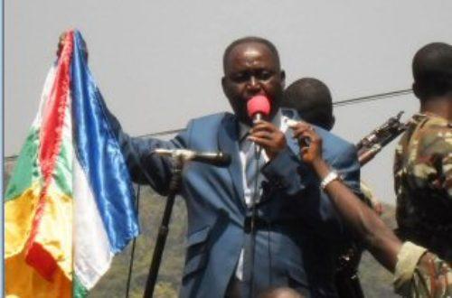 Article : Centrafrique, le remake de 65 ?