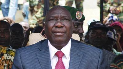 Michel Djotodia est désormais en exil au Bénin (REUTERS/Alain Amontchi)